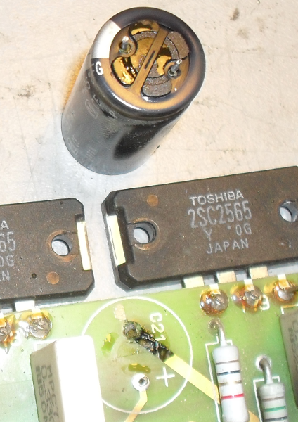 anstiegsgeschwindigkeit amplifier bandbreite