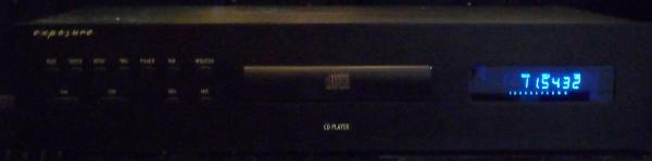 Freie Ton- und Bildwerkstatt: Exposure CD-Player